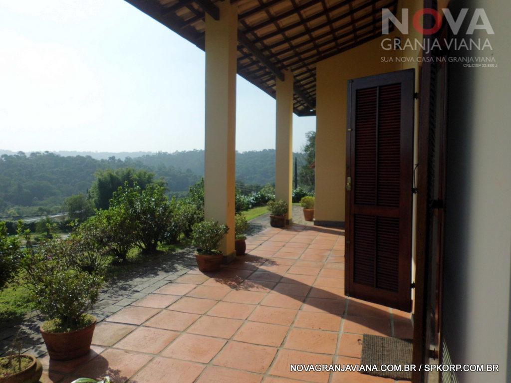 Casa residencial para venda e locação, Vila de São Fernando, Cotia - CA1350.