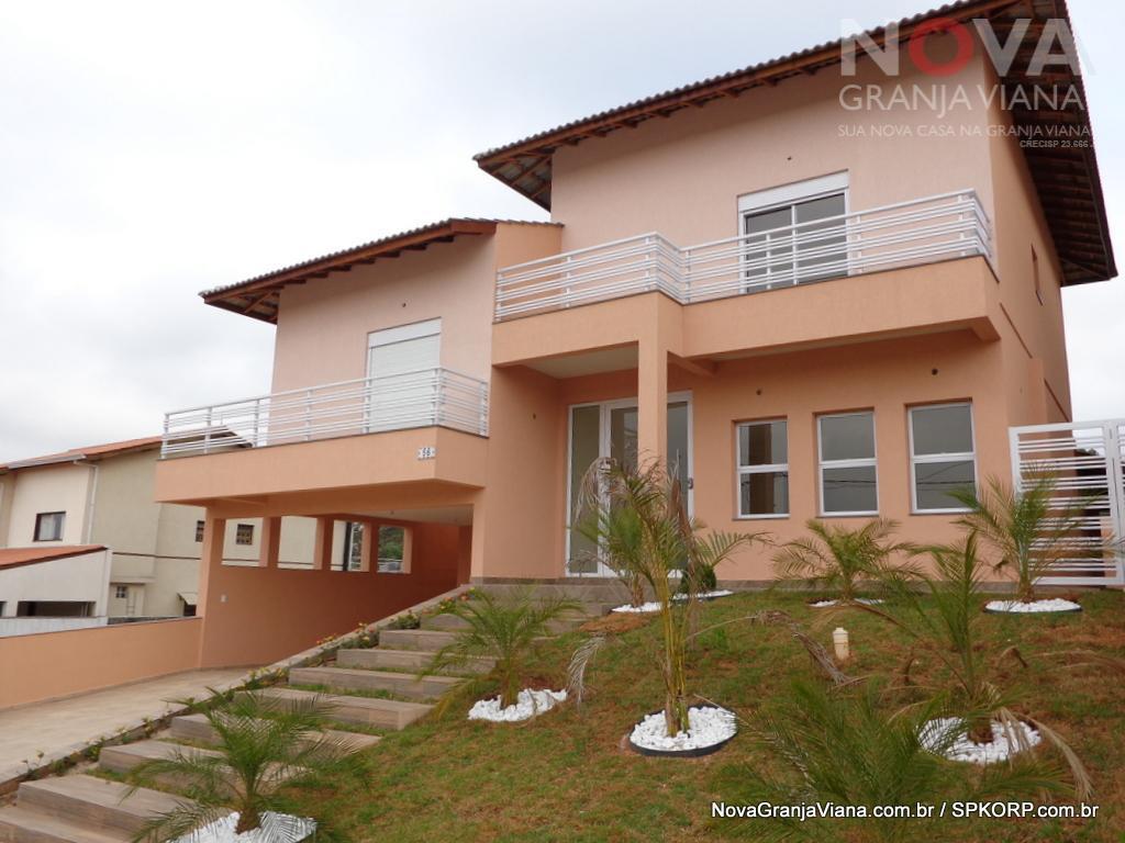 Casa residencial à venda, Reserva Santa Maria, Jandira - CA1365.