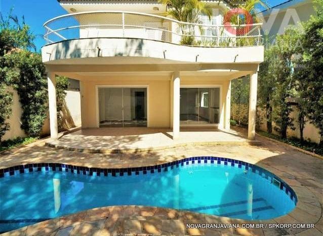 Casa residencial à venda, Residencial Nove (Alphaville), Santana de Parnaíba - CA1368.