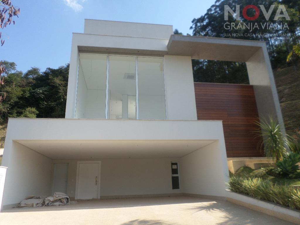 Casa residencial à venda, Alpha Sítio, Santana de Parnaíba - CA1373.