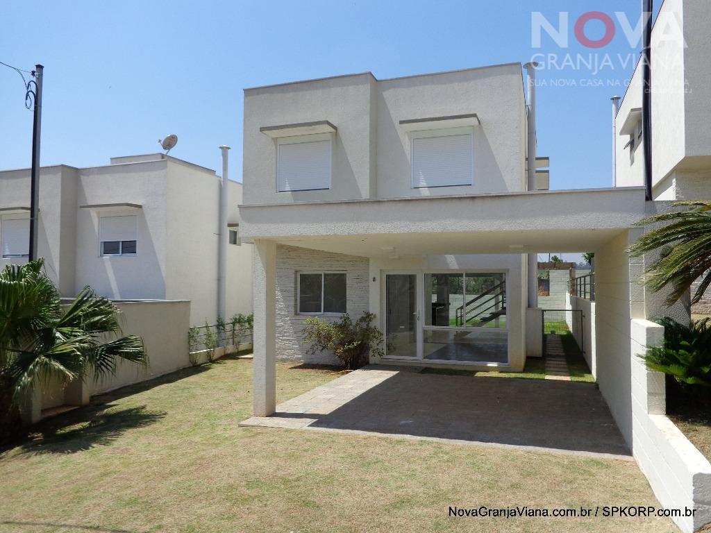 Casa residencial à venda, Vila Cambara, Cotia - CA1378.