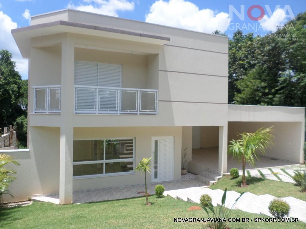Casa residencial à venda, Tarumã, Santana de Parnaíba - CA1391.