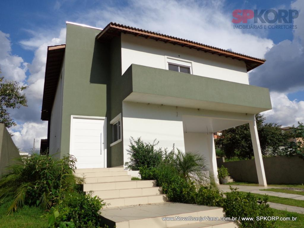 Casa residencial à venda, Reserva Santa Maria, Jandira - CA1316.