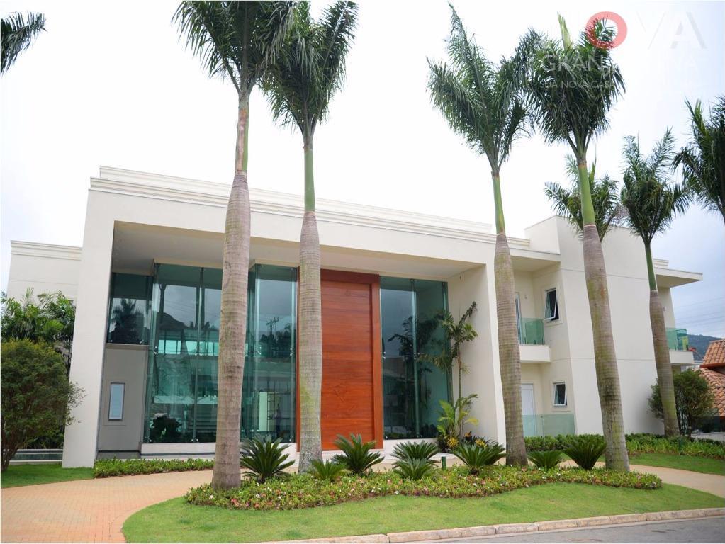 Casa residencial à venda, Residencial Três (Tamboré), Santana de Parnaíba - CA1390.