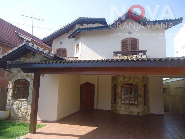 Casa residencial à venda, Parque Paulistano, Cotia - CA1443.
