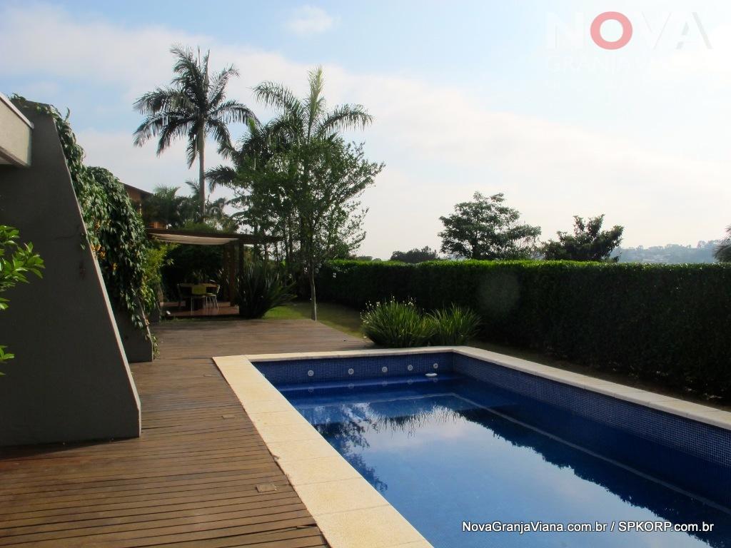 Casa residencial para venda e locação, Vila de São Fernando, Cotia - CA1457.