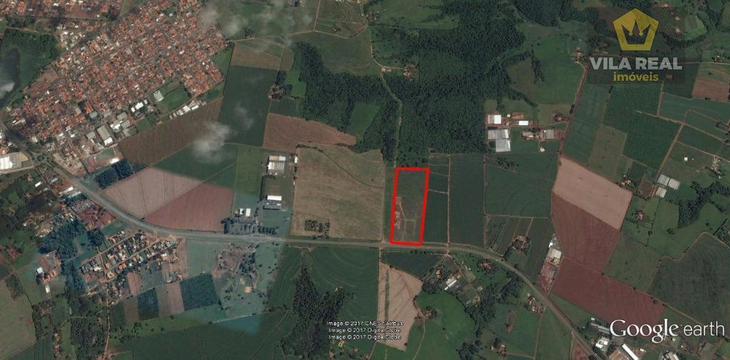 40.000 m² terraplanagem