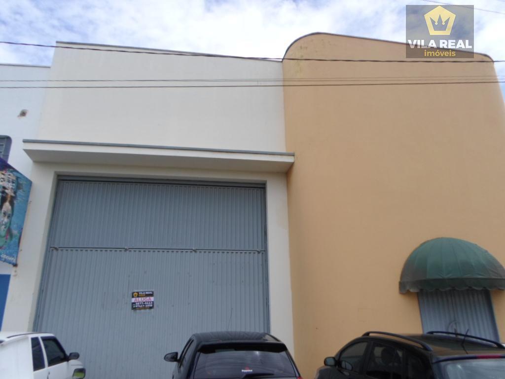 Barracão comercial para locação, Jardim Resek, Artur Nogueira.