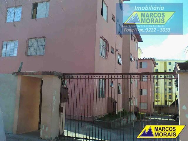 Apartamento residencial para locação, Jardim Guadalajara, Sorocaba - AP0947.