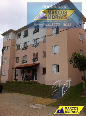 Apartamento Residencial para locação, Vossoroca, Votorantim - AP1480.