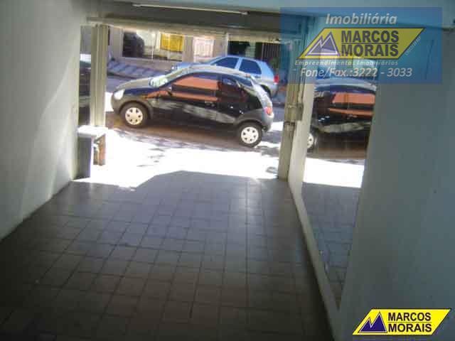 Centro comercial/Residencail , Salão comercial mais casa nos fundos,Sorocaba-SP - CA1205.
