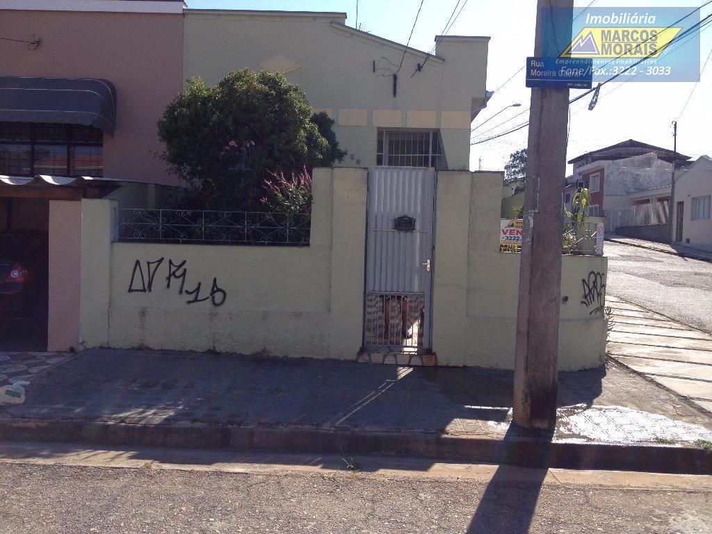 Casa residencial à venda, Vila Santana, Sorocaba.