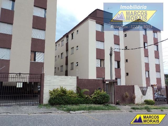 Apartamento residencial para locação, Jardim Refúgio, Sorocaba.
