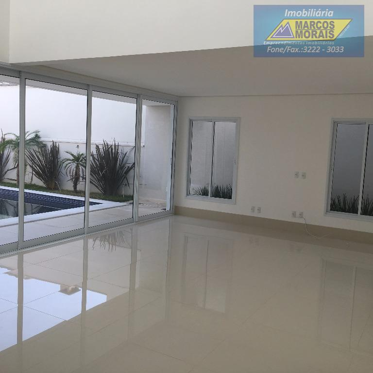 residência alta padrão , 4 suítes lavabo mezanino gourmet lazer cozinha, piscina, garagem 4 vagas ,...