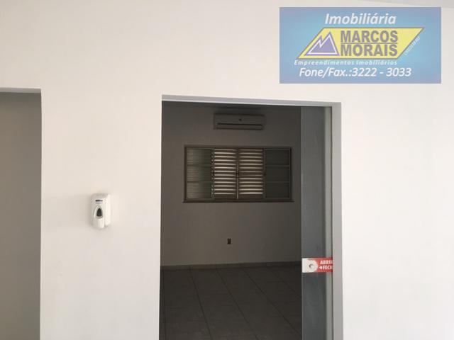 casa comercial para locaçãoexcelente para clínica, imobiliária, escola.ampla recepção com dois ares condicionados e cortina de...