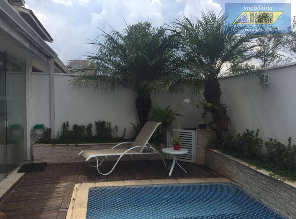 Res. Villa Campolim Sobrado com piscina