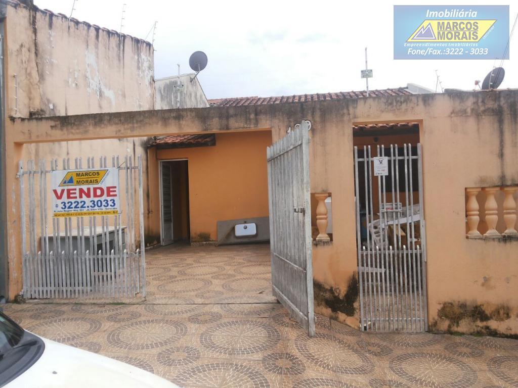 Casa residencial à venda, Wanel Ville, Sorocaba.