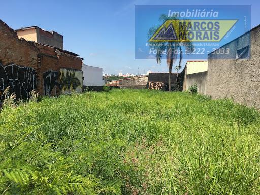 Terreno na Visc.Rio Branco, 370m²- Vila Jardini - Sorocaba/SP