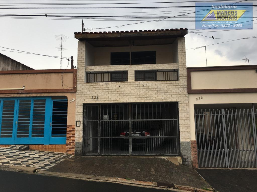 Vila Santana 3 dorm 2 wcs varanda churrasqueira, garagem fechada 2 carros