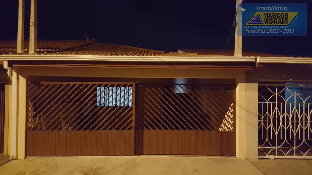 Casa com 3 dormitórios à venda, 130 m² por R$ 450.000 - Jardim Prestes de Barros - Sorocaba/SP