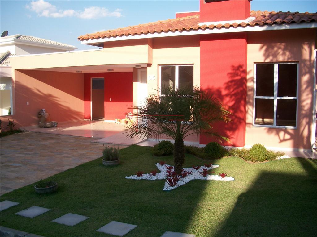 Casa locação, Condomínio Grape Village, Vinhedo - CA0046.