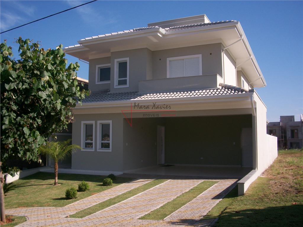 Casa residencial para locação, Condomínio Reserva da Mata, Vinhedo - CA1491.