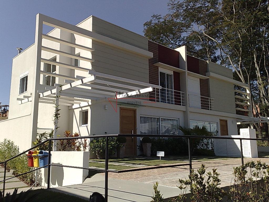 Sobrado com 3 dormitórios à venda, 173 m² por R$ 720.000 - Condomínio Piemonte Rezidenciale - Vinhedo/SP