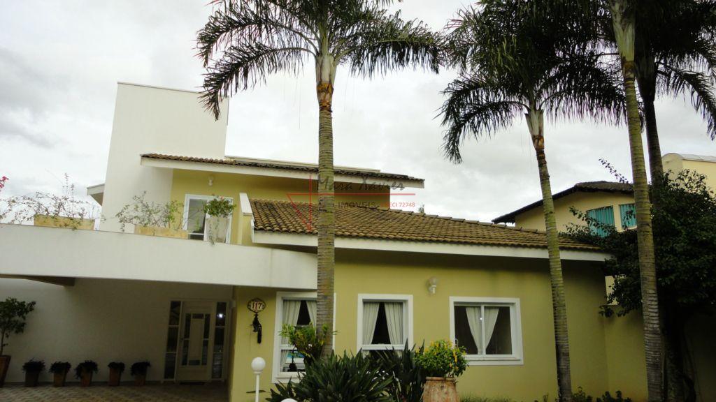 Sobrado venda, Condomínio Marambaia, Vinhedo - SO0315.