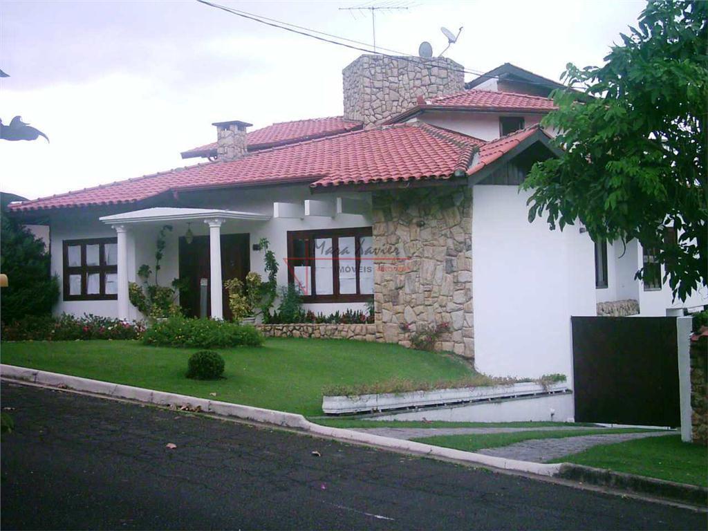 Sobrado com 4 dormitórios à venda ou locação, 890 m² por R$ 1.090.000 - Condomínio Marambaia - Vinhedo/SP