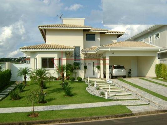 Sobrado residencial à venda, Condomínio Terras de Vinhedo, Vinhedo - SO0380.
