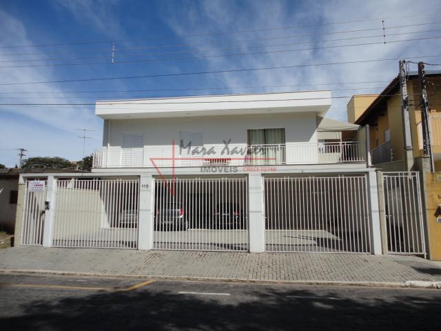 Apartamento residencial à venda, Canudos, Vinhedo - AP0397.