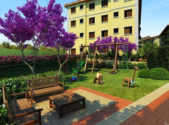 Apartamento venda, Pinheirinho, Vinhedo - AP0183.