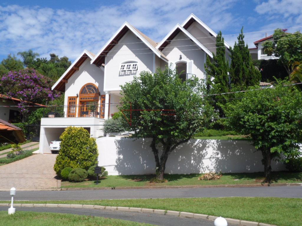 Casa venda, Condomínio Marambaia, Vinhedo - CA1165.