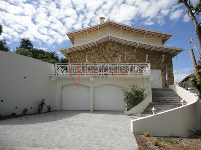 Sobrado venda e locação, Condomínio Marambaia, Vinhedo - SO0176.