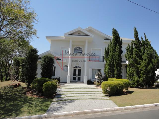 Casa locação, Condomínio Vista Alegre - Sede, Vinhedo - CA1325.