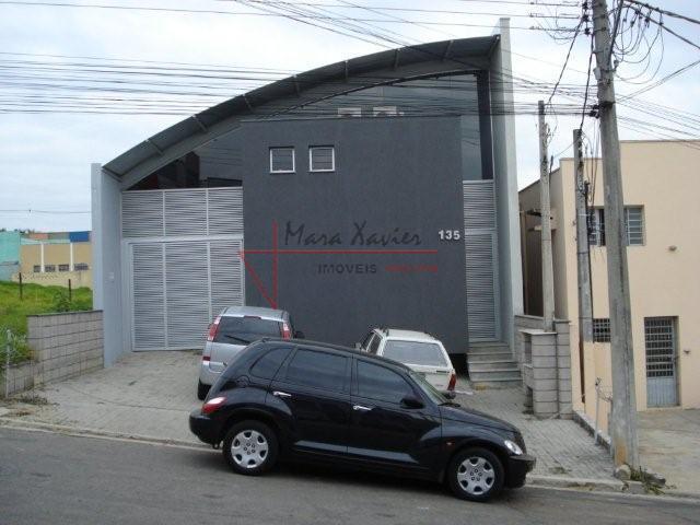Salão industrial para locação, Jardim Nova Era, Vinhedo - SL0034.
