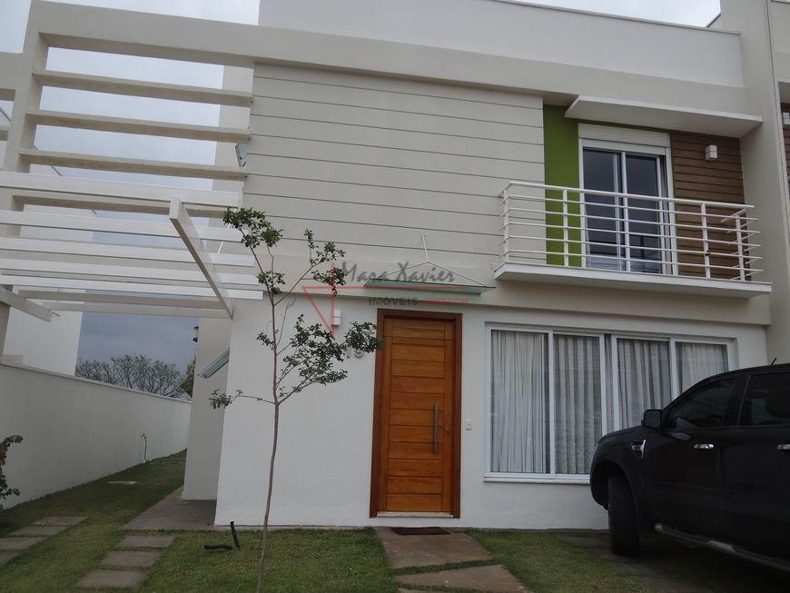 Sobrado com 3 dormitórios à venda, 172 m² por R$ 720.000 - Condomínio Piemonte Rezidenciale - Vinhedo/SP