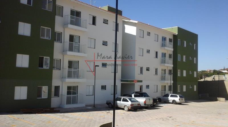 Apartamento com 2 dormitórios para alugar, 52 m² por R$ 950/mês - Condomínio Vienna Residencial l - Vinhedo/SP