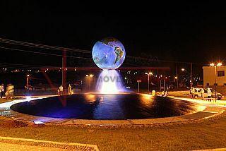 Praça do Globo Noturno