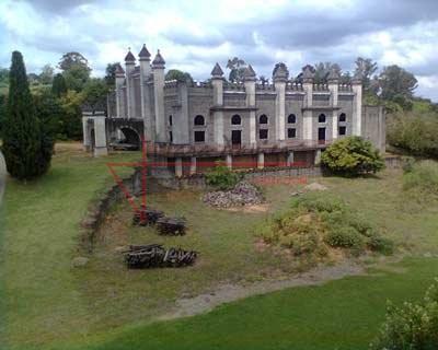 Castelo em Vinhedo