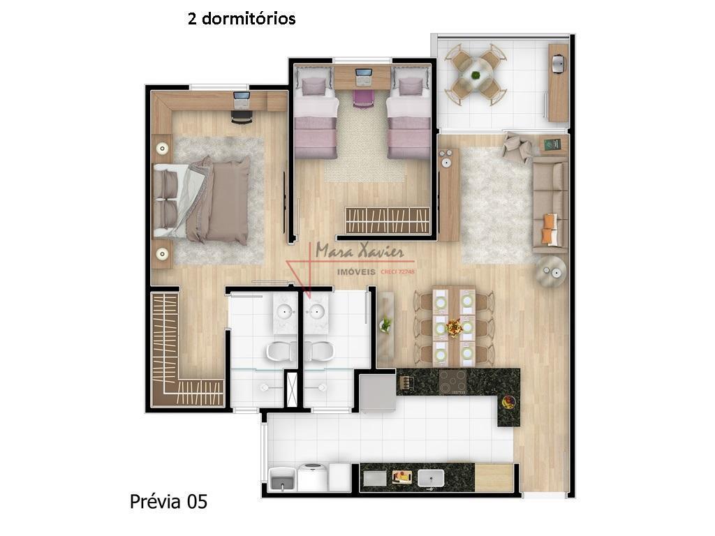 Apartamento venda, Altos do Morumbi, Vinhedo - AP0414.