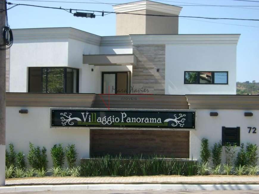 Sobrado residencial à venda, Jardim Panorama, Vinhedo - SO0391.