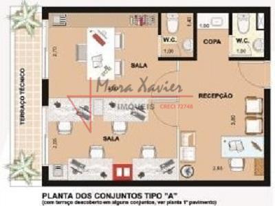 Sala comercial venda e locação, Vinhedo Premium Office & Mall, Vinhedo - SA0095.