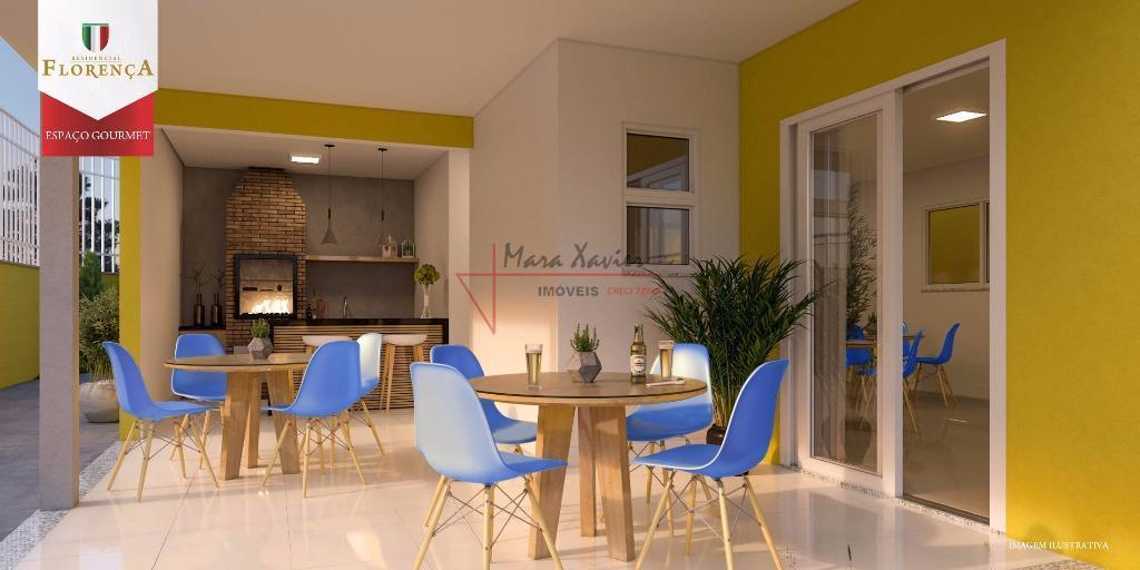 apto novos com 2 dormitórios, sala 2 ambientes,lazer: espaço gourmet, playground e salão de festasvagas de...