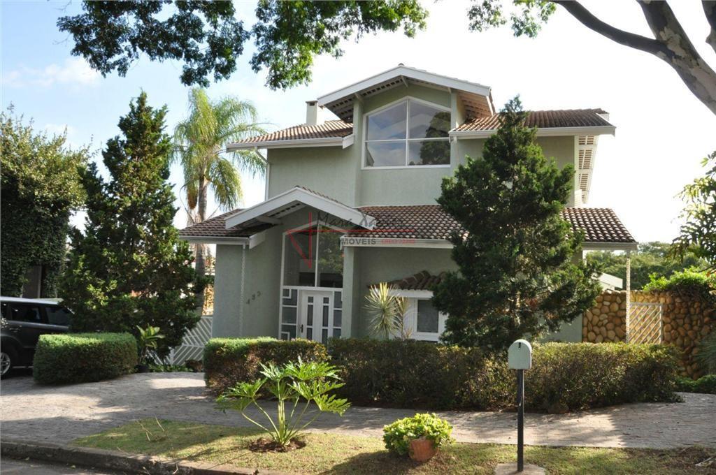 Sobrado venda, Condomínio Marambaia, Vinhedo - SO0377.