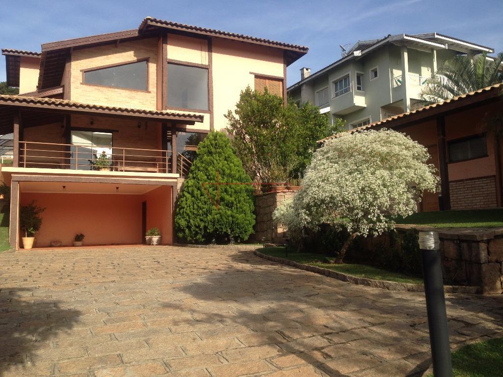 Sobrado venda, Condomínio Chácaras do Lago, Vinhedo - SO0197.