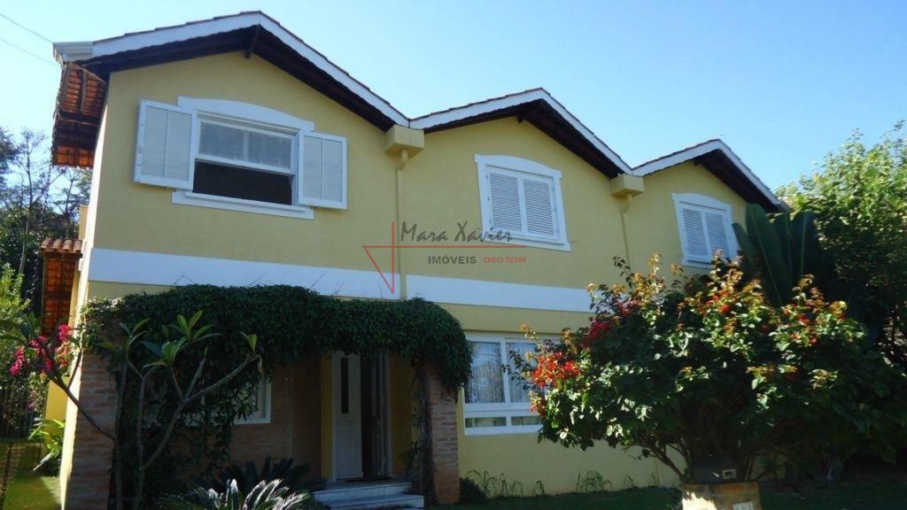Sobrado com 4 dormitórios à venda, 300 m² por R$ 1.335.000 - Condomínio Marambaia - Vinhedo/SP
