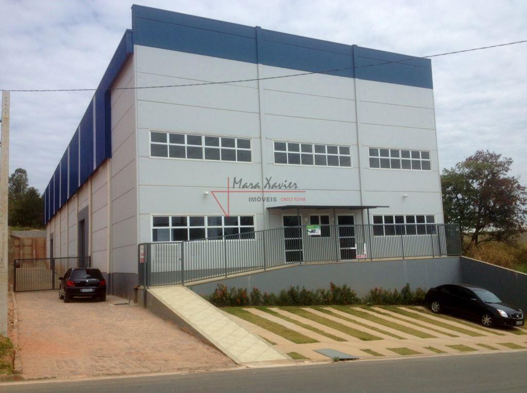Galpão industrial para locação, Distrito Industrial, Vinhedo - GA0038.