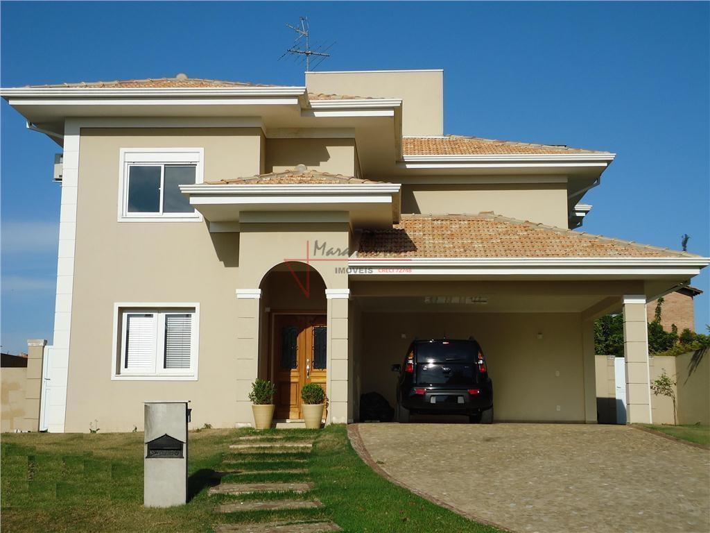 Sobrado venda e locação, Condomínio Vista Alegre - Sede, Vinhedo - SO0281.