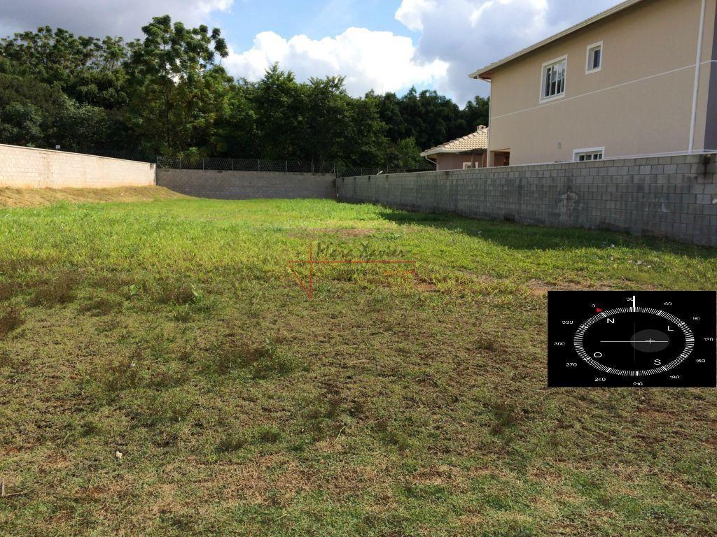Terreno à venda, 542 m² - Condomínio Reserva dos Vinhedos - Louveira/SP